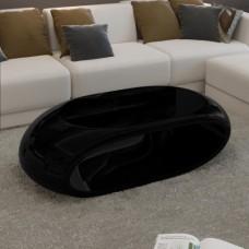 Table basse Table basse/ table de café creuse noire