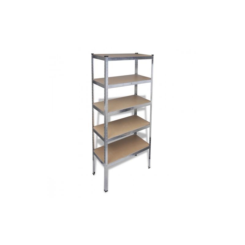 etag re pas cher en m tal stockage rayonnage industriel 5. Black Bedroom Furniture Sets. Home Design Ideas