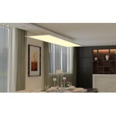 Panneau LED 120 x 30cm 40W Blanc chaud