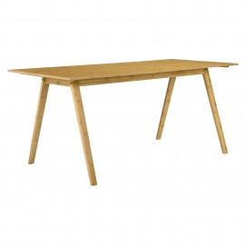Table repas 180 x 80 cm en bambou