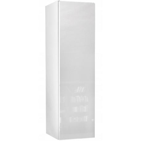colonne suspendue blanche 105 cm