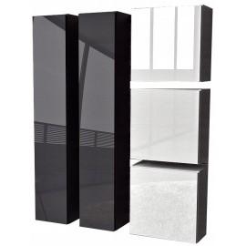 Ensemble de 5 meubles suspendus