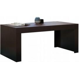 Table basse 120 x 60 wengé  mat
