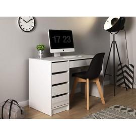 Bureau blanc  120 x 75 x 55 cm (LxHxP)