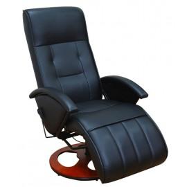 Fauteuil de massages noir