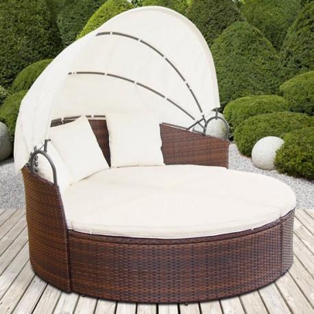 Best Salon De Jardin Lit Sofa Rond Modulable Gallery O ardhia