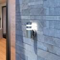Applique Murale en Acier Inoxydable intérieure et extérieure