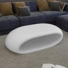 Table basse Table basse/ table de café creuse Blanche