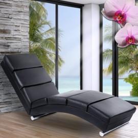 Chaise de relaxation chaise longue fauteuil design