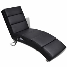 Chaise Massage  Fonctionnelle Pliable Noir