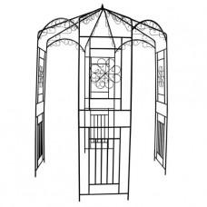 Pergola arche de jardin